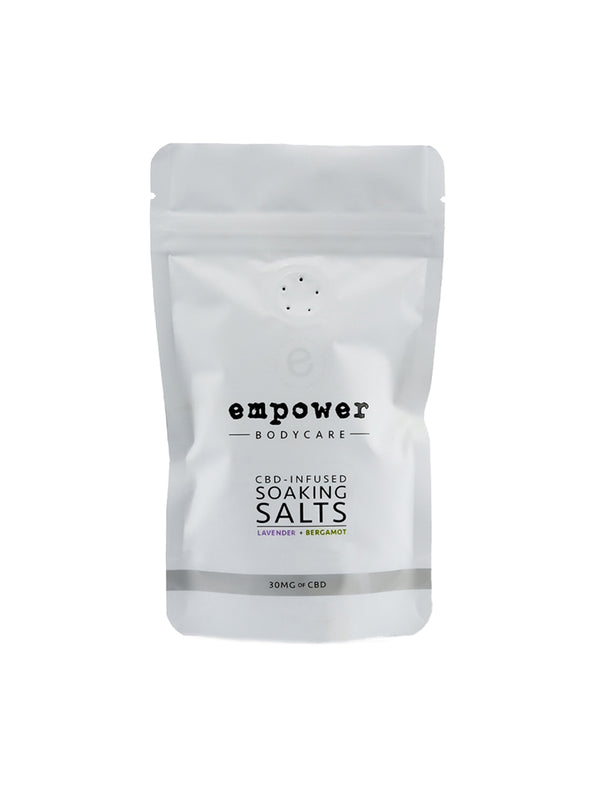 Detoxifying Bath Soak- 16oz
