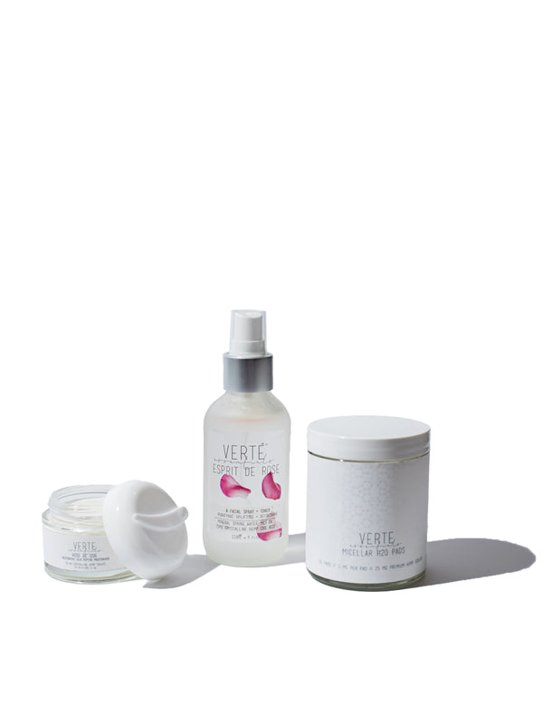 "Calming ""Skin Stress"" Set"