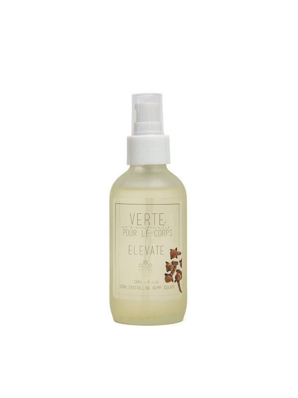 Elevating Body Oil