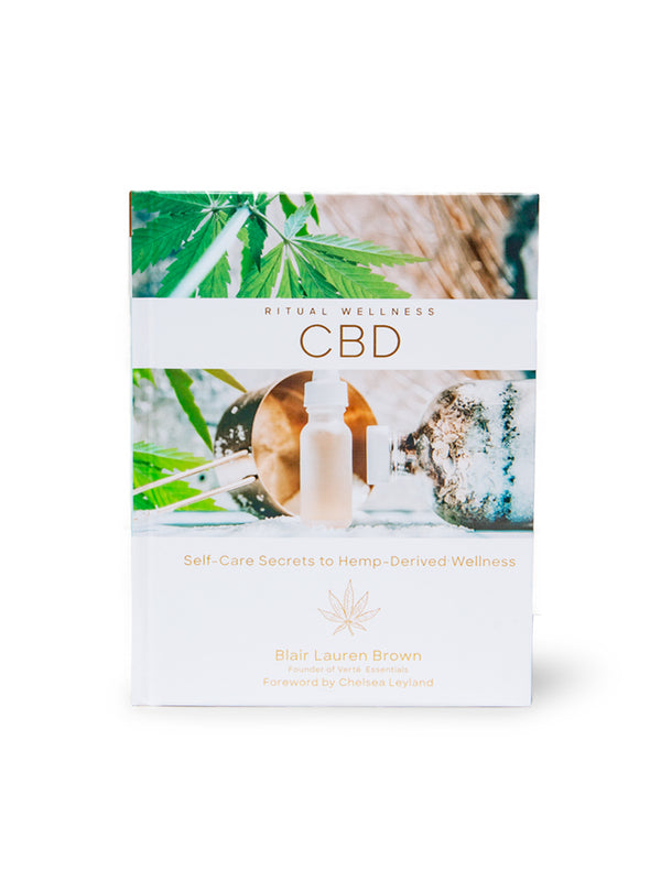 Recipes and Self-Care Secrets with CBD
