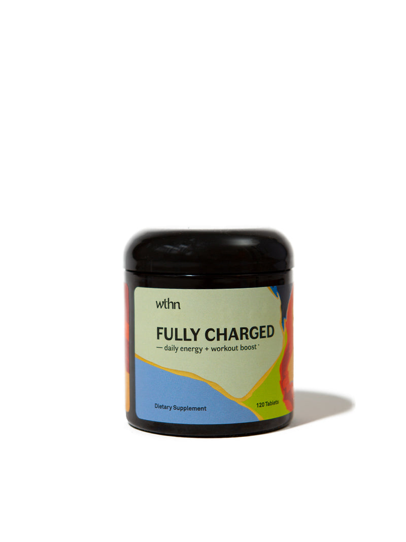 Fatigue Fighting Energy Capsules