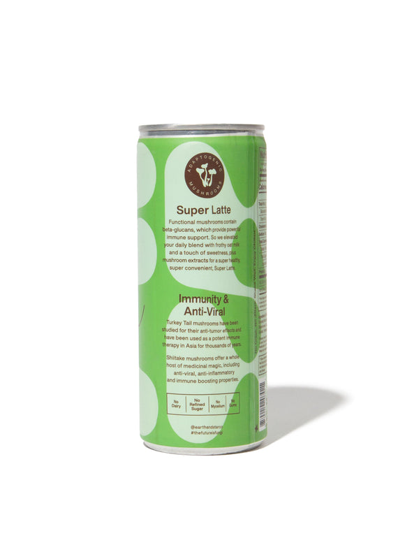 Smooth Energy Matcha with Adaptogens