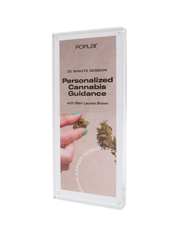 Personalized Cannabis Guidance