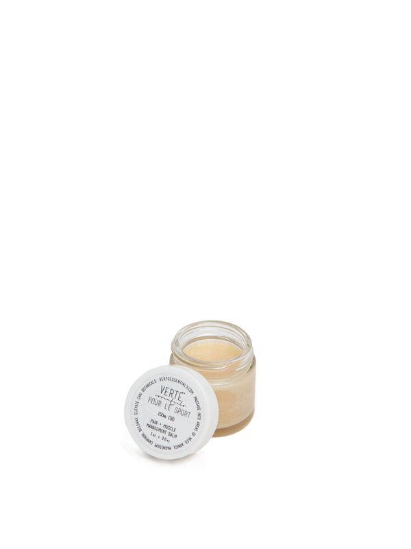 Sport and Pain Relief Salve