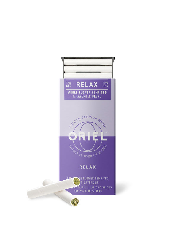Relaxing Herbal Blend Flower Sticks