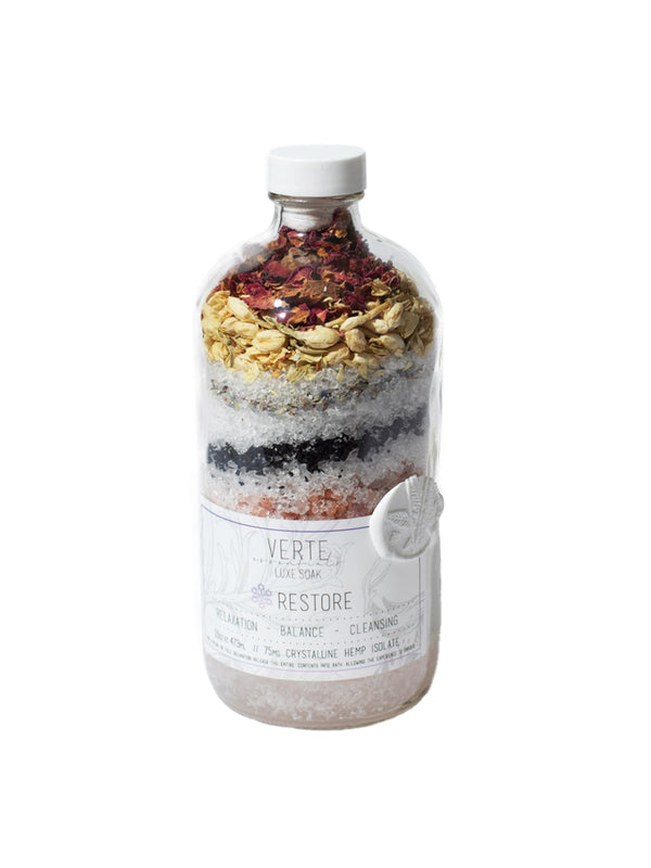 State of Peace Bath Soak
