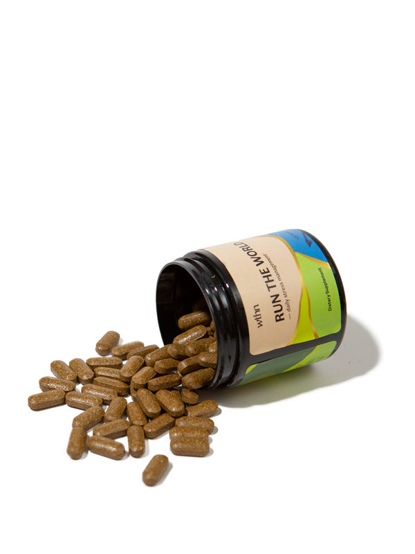 Herbal Stress Management Capsules