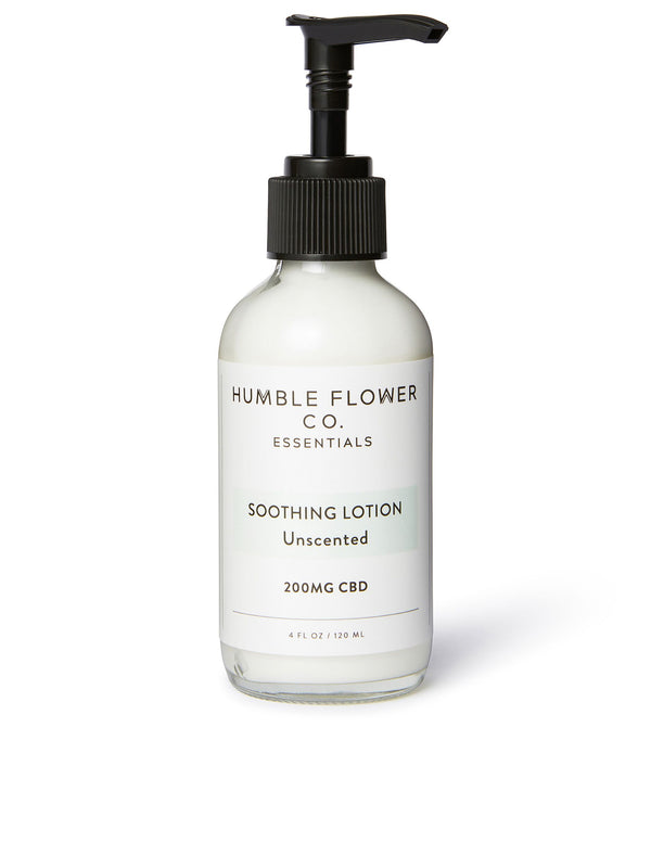 Soothing CBD Lotion