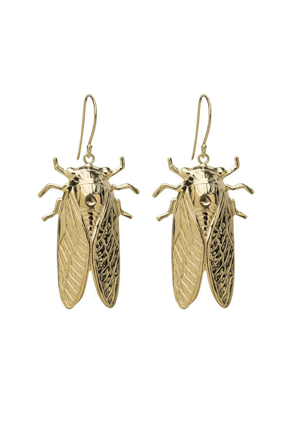 CICADA EARRINGS