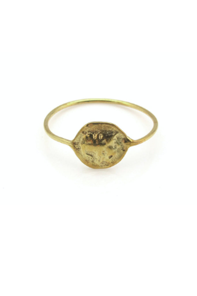 COIN RING - GOLD