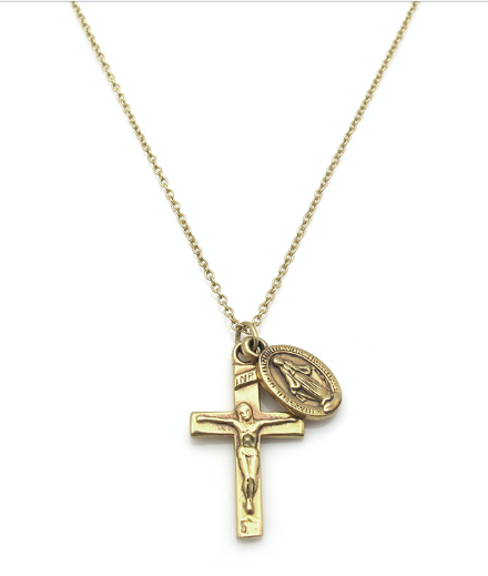 PRAISING NECKLACE - GOLD