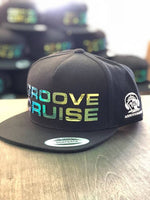 Groove Cruise 15th Anniversary Throwback Script Hat