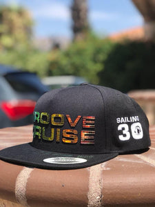 Groove Cruise 30th Sailing Commemorative Disco Script Hat