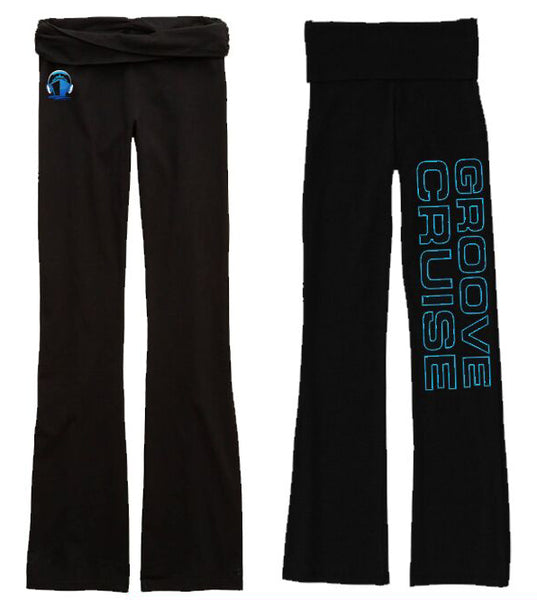Groove Cruise Yoga Pants