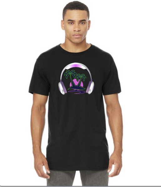 Groove Island Mermaid Logo Shirt