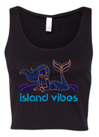 Island Vibes - Crop Top