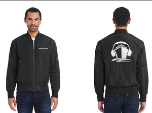 Groove Cruise - Limited Edition Bomber Jacket