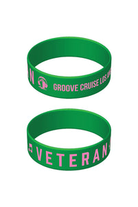 Veteran Wristband (Green)