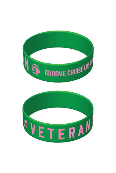 Two-Timer Wristband (Green)
