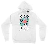 Groove Cruise Flamingo Hoodies