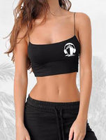 Groove Cruise Logo Crop Top