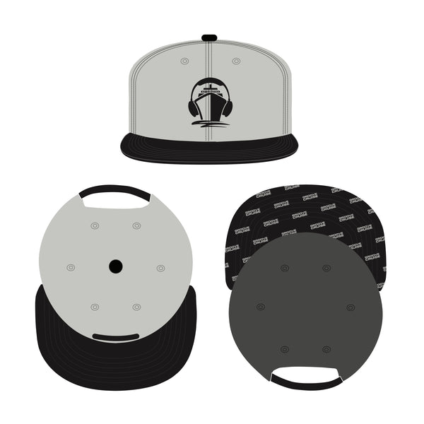 GC Logo Flash Snapback