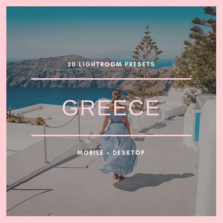Greece Collection (mobile + desktop)