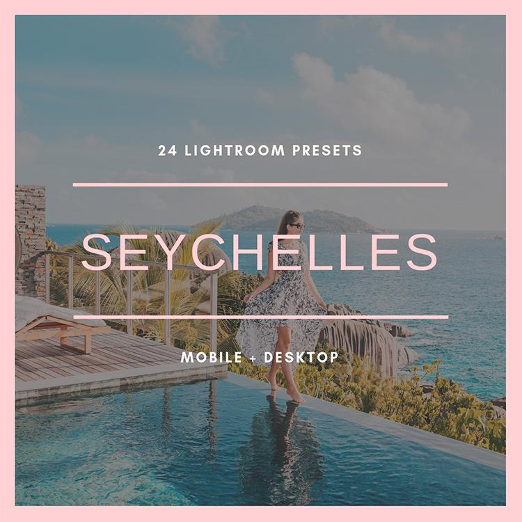 Seychelles Collection (mobile + desktop)