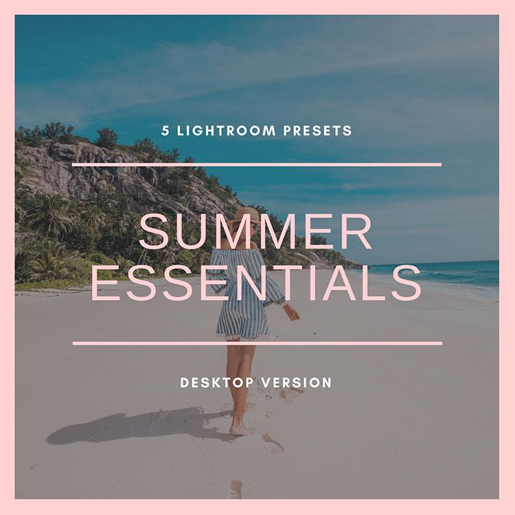 Summer Essentials (desktop)