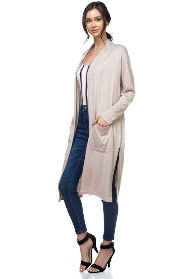 Down The Street Pocket Cardigan