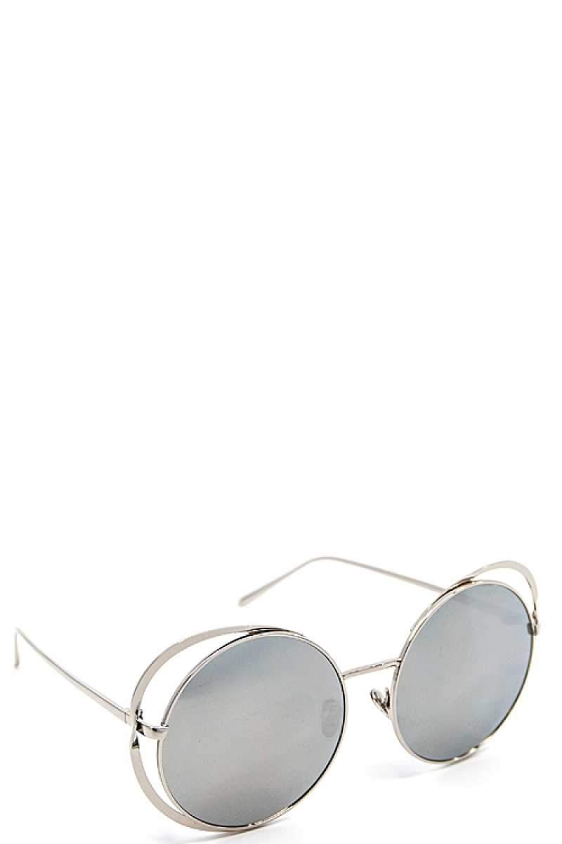 Grey Modern Sexy Sunglasses