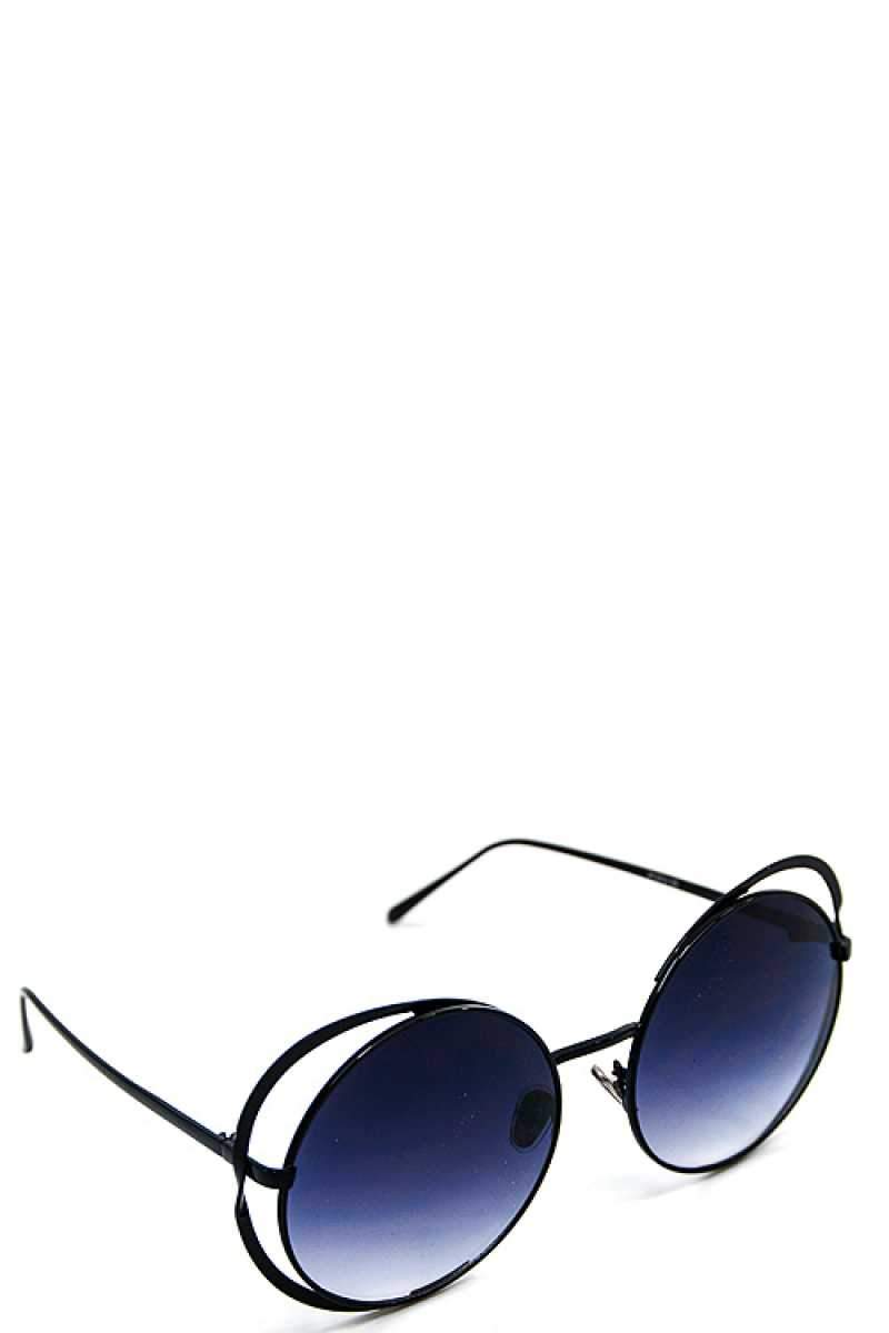 Black Modern Sexy Sunglasses