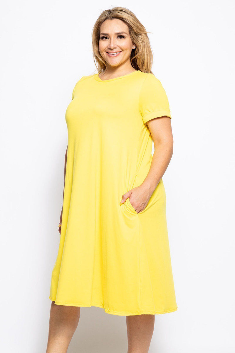 Cutie Crew A-line Dress