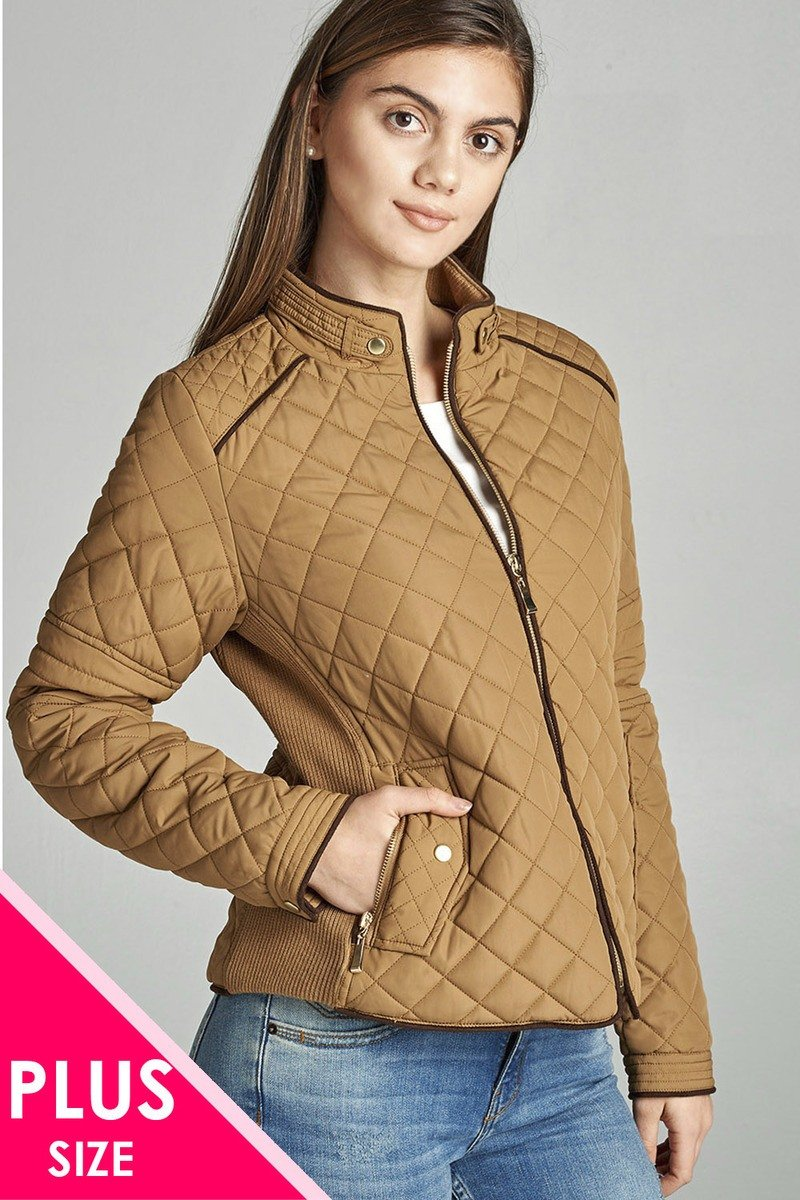 Quilted Padding Jacket