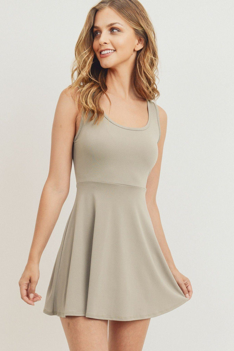 Summer Slim Fit Mini Dress