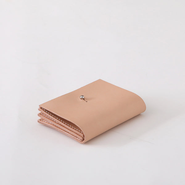 Stylish Leather Womens Card Wallet Card Holder Small Wallets for Women