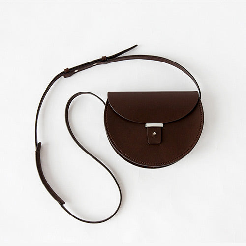 Women Small Leather Crossbody Bags Leather Shoulder Bag Purse