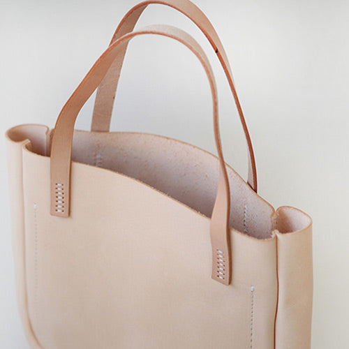 Handmade Womens Leather Handbags Tote Bag Shoulder Bag for Women