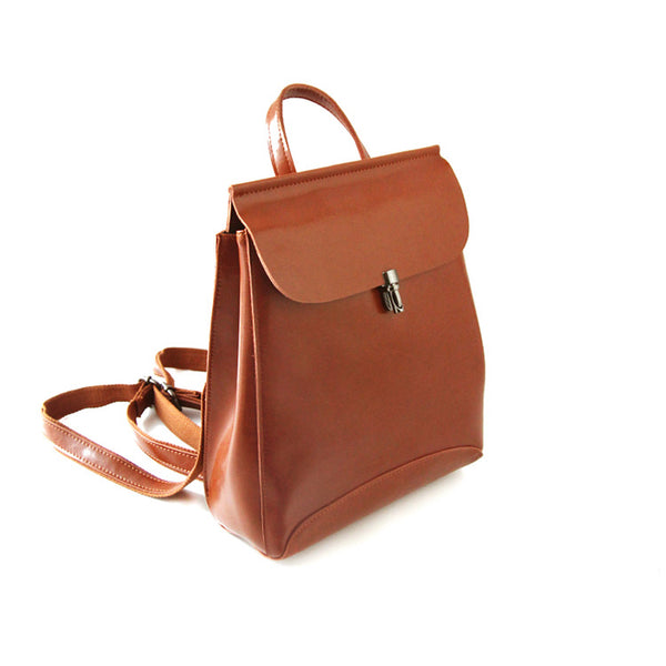 Stylish Ladies Small Leather Backpack Purse Cute Backpacks for Women