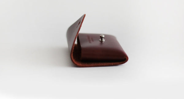 Slim Leather Womens Card Wallet Small Coin Purse Wallets for Women