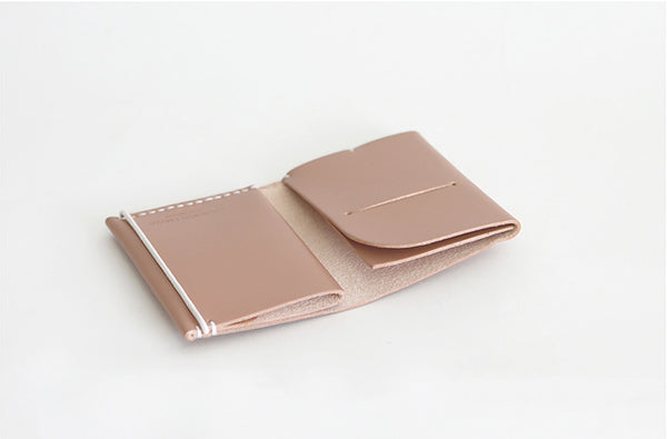 Womens Cute Leather Card Wallet Coin Purse Small Wallets for Women