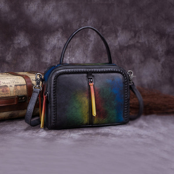 Ladies Designer Handbags Small Leather Crossbody Bags Purse for Women