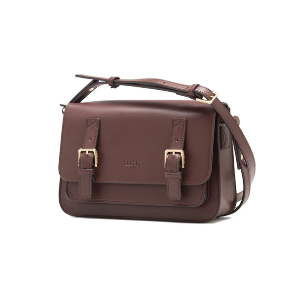 Brown Leather Womens Leather Crossbody Bags