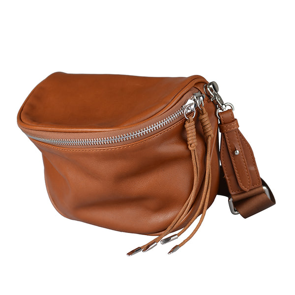 Casual Ladies Leather Over the Shoulder Bag Purse Side Bags For Women Cool