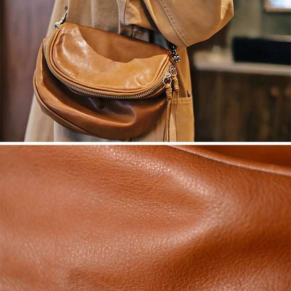 Casual Ladies Leather Over the Shoulder Bag Purse Side Bags For Women Cute