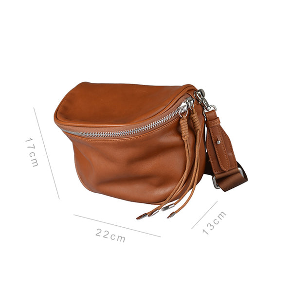 Casual Ladies Leather Over the Shoulder Bag Purse Side Bags For Women Designer