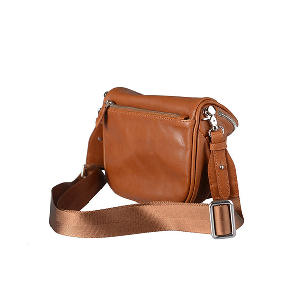 Casual Ladies Leather Over the Shoulder Bag Purse Side Bags For Women Fashion