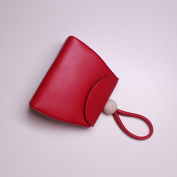 Chic Leather Womens Handbags Clutch Purse for Women gift