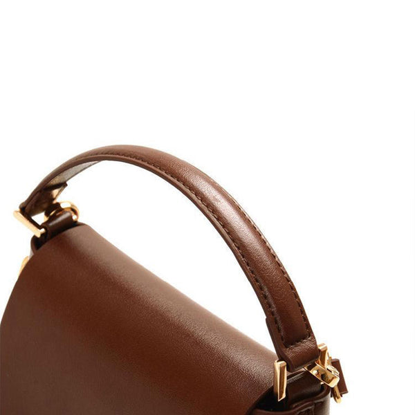 Chic Womens Leather Crossbody Bags Leather Handbags for Women work bag