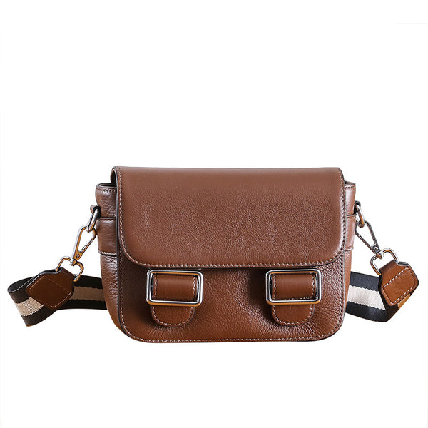 Chic Womens Leather Satchel Bag Crossbody Bags Purse for Women